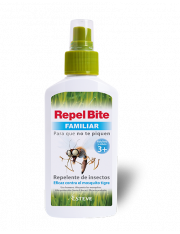 REPEL BITE FAMILIAR PULVERIZAÇÃO 100ML