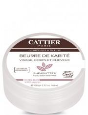 Cattier manteiga de karité 100 g