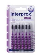 escova de dentes interproximal interprox maxi 6 unidades