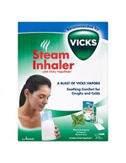 VICKS STEAM INHALER V1300 INHALADOR
