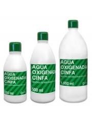 Cinfa água oxigenada 10 vol 250 ml