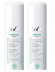 SVR SPIRIAL desodorizante pulverização 2x100 ml
