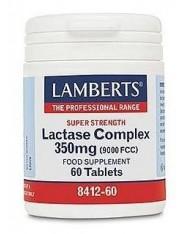 complexo lactase 350 mg 60 comprimidos ( ajudas digestivas ) lamberts