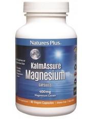 KALMASSURE cápsulas de magnésio 90 cápsulas NATURE'S PLUS