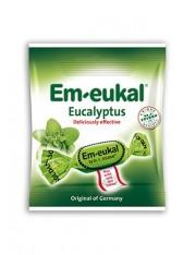 doces EM-EUKA eucalipto com açúcar 50g