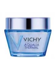 vichy aqualia termal creme rico para a pele seca 50 ml jarra