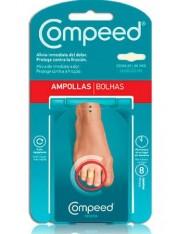 Compeed ampollas dedos pés 8 curativos