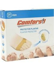 Protetor das solas dos pés comforsil silicone tamanho- grande cc-256