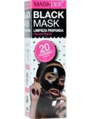 MASK-DER BLACK MASK máscara de limpeza profunda 100 ML