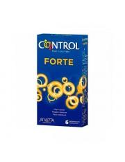 preservativos control adapta forte 12 unidades