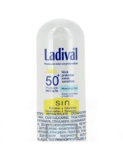 LADIVAL STICK ZONAS SENSIBLES FPS50+ 8G
