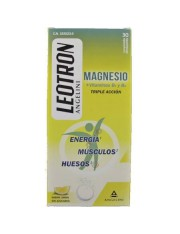 LEOTRON MAGNESIO ANGELINI 30 COMP EFERVESCENTES
