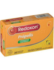 REDOXON PROPOLIS 20 COMPRIMIDOS