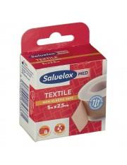 SALVELOX ESPARADRAPO TEXTIL CARNE 5 X 2,5