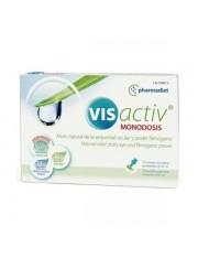 VIS ACTIV ESTERIL GOTAS OCULARES HUMECTANTES 0.5 ML 10 MONODOSIS